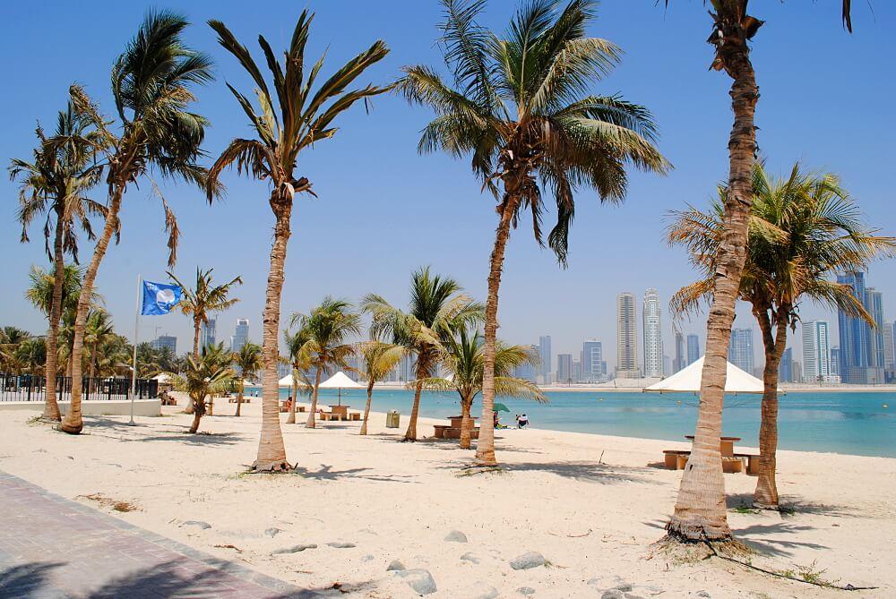 الحدائق العامة دبي