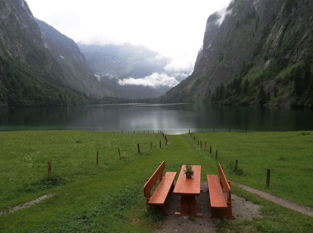 صورة لبحيرة كونيجسي المانيا