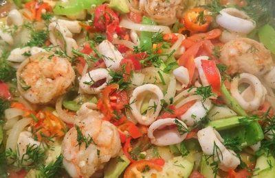 اشهر 6 مطاعم بحرية في دبي