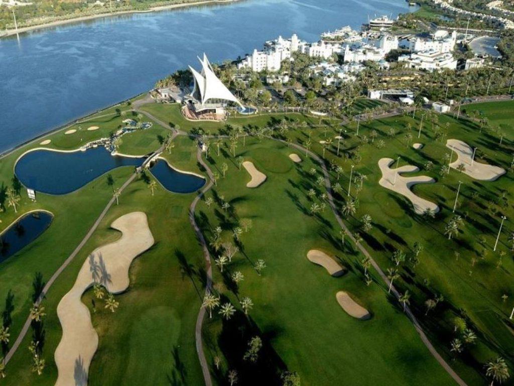 حديقة الخور من الحدائق العامة دبي