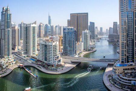 افضل 5 انشطة في منطقة مارينا دبي