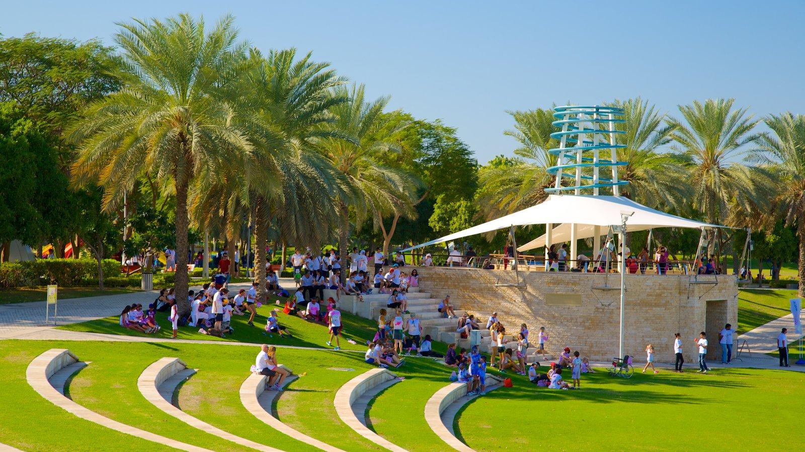 حديقة زعيبيل دبي