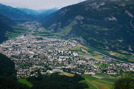 مدينة تشر سويسرا تقرير سياحي مع الصور