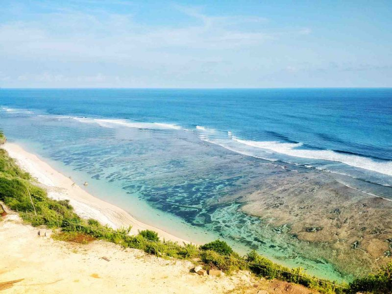 شاطئ تمبيس اجمل 3 شواطئ في اندونيسيا