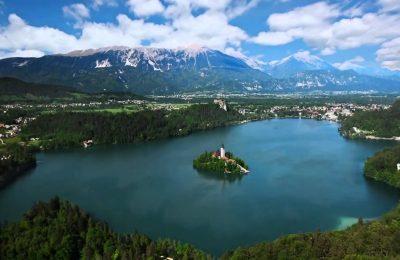 تقرير رحلتي لمدينة بليد سلوفينيا