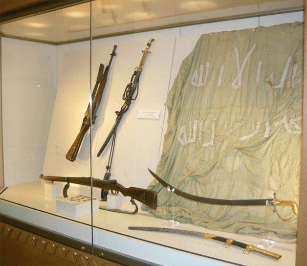 اشهر متاحف الرياض