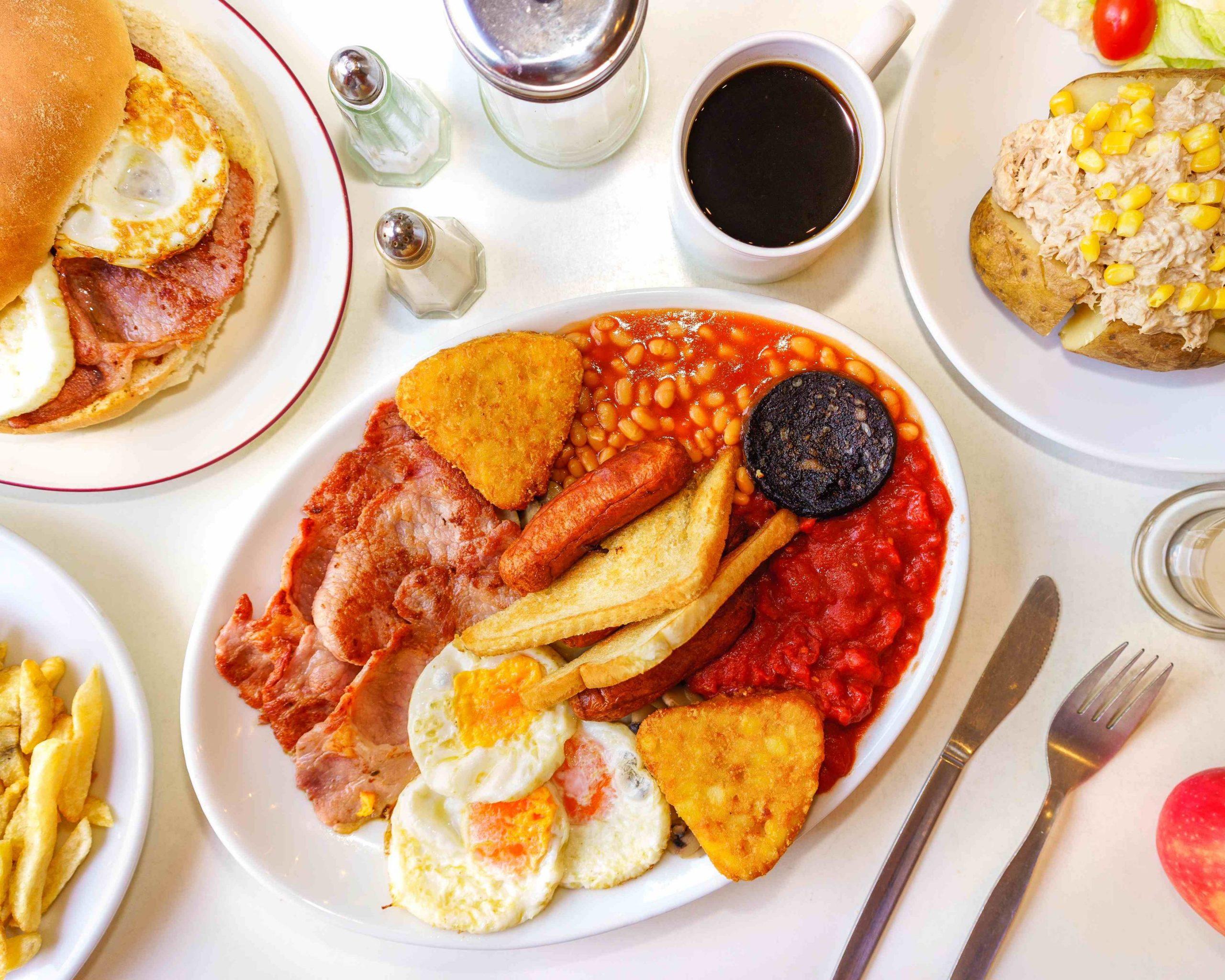 اشهر 7 مأكولات في مطعم بوبينا لندن