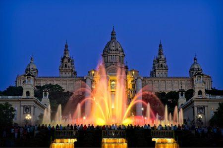اهم الاماكن السياحية في مدينة برشلونة اسبانيا