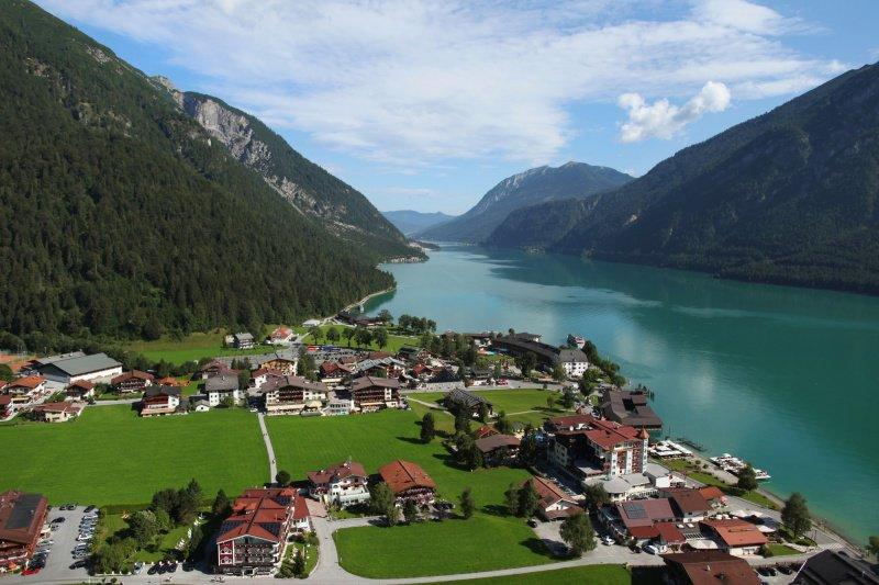بحيرة اخين النمسا