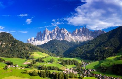 زيارتي الى الشمال الايطالي