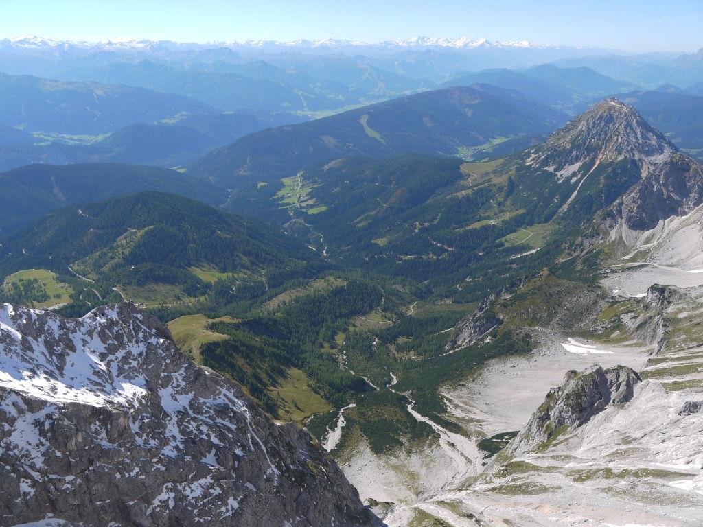 صورة جبل داخشتاين في النمسا