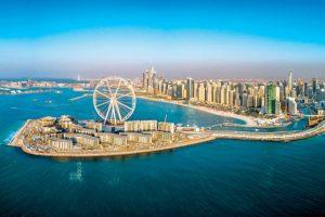 زيارة اشهر 3 اماكن في دبي معاً - دبي