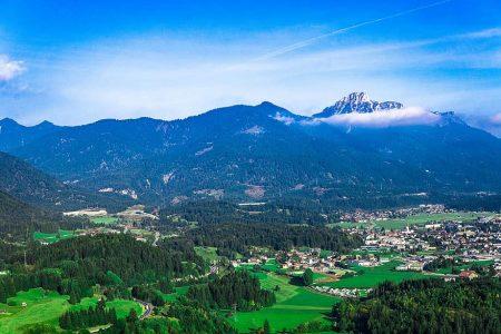 اشهر 3 معالم سياحية في جبل داخشتاين النمسا