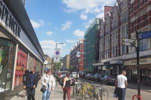 التجول في اشهر شوارع لندن - لندن