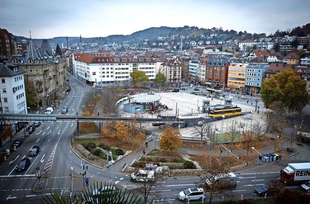 مدينة شتوتغارت المانيا