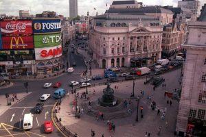 زيارة اشهر الاماكن السياحية -  لندن