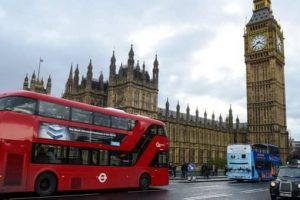جولة في الباص السياحي - لندن