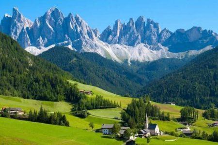 برنامج سياحي الى سويسرا لمدة 5 ايام