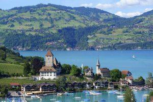 زيارة قرية جراندوايلد و قرية ثون - سويسرا