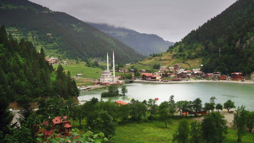 بحيرة اوزنجول طرابزون تركيا الاماكن السياحية في طرابزون