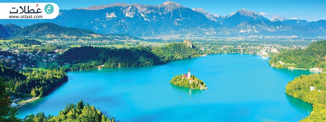 صورة بحيرة بليد