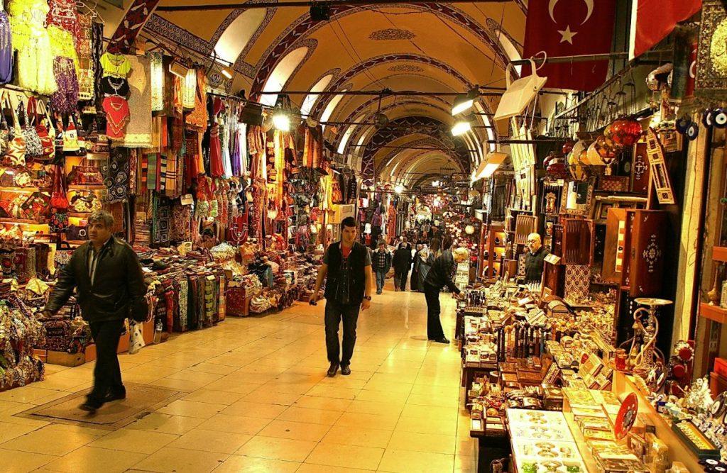 حي البازار طرابزون تركيا