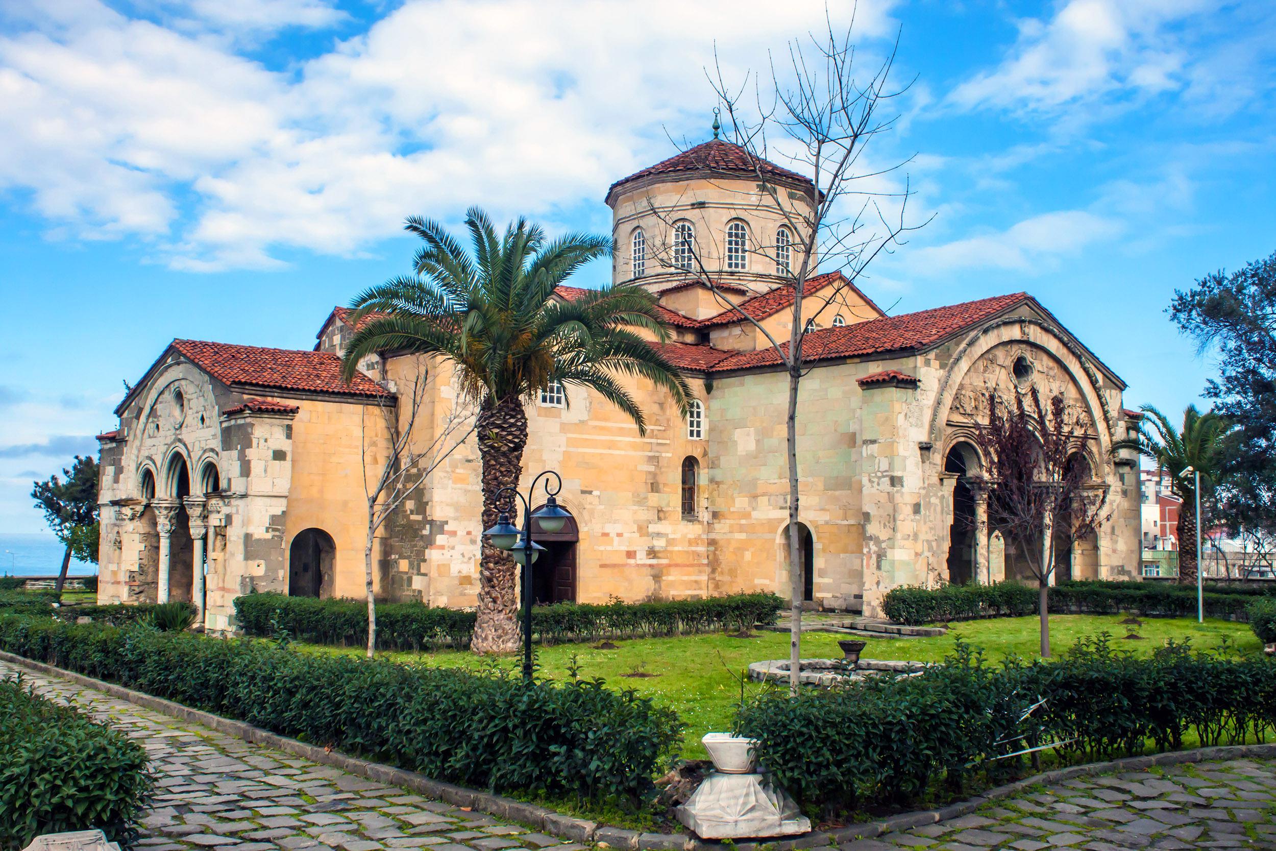 متحف ايا صوفيا