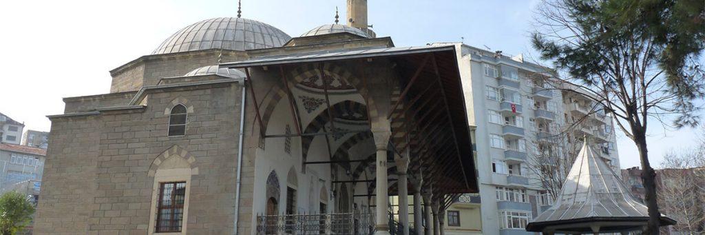 مسجد غولبهار خاتون طرابزون تركيا