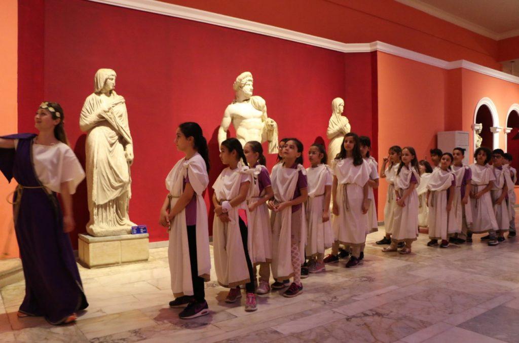 Antalya Muzesi متحف أنطاليا تركيا