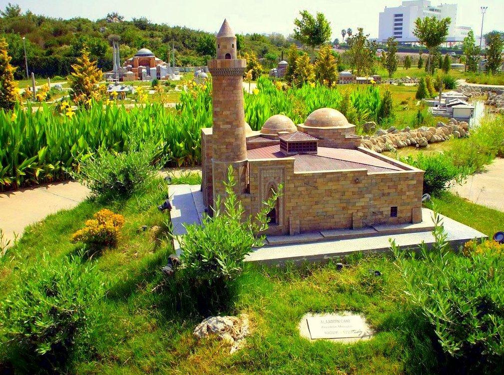 MiniCity Antalya المدينة المصغرة أنطاليا تركيا