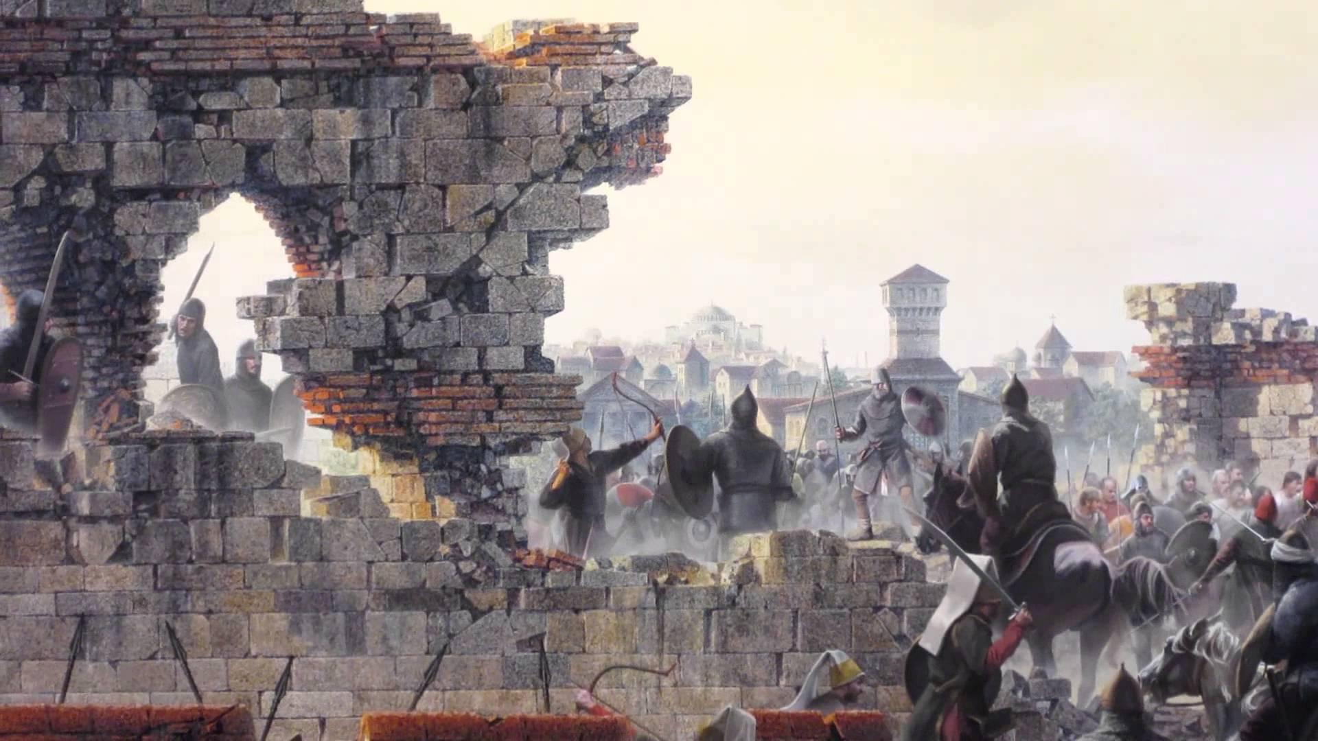بانوراما فتح اسطنبول