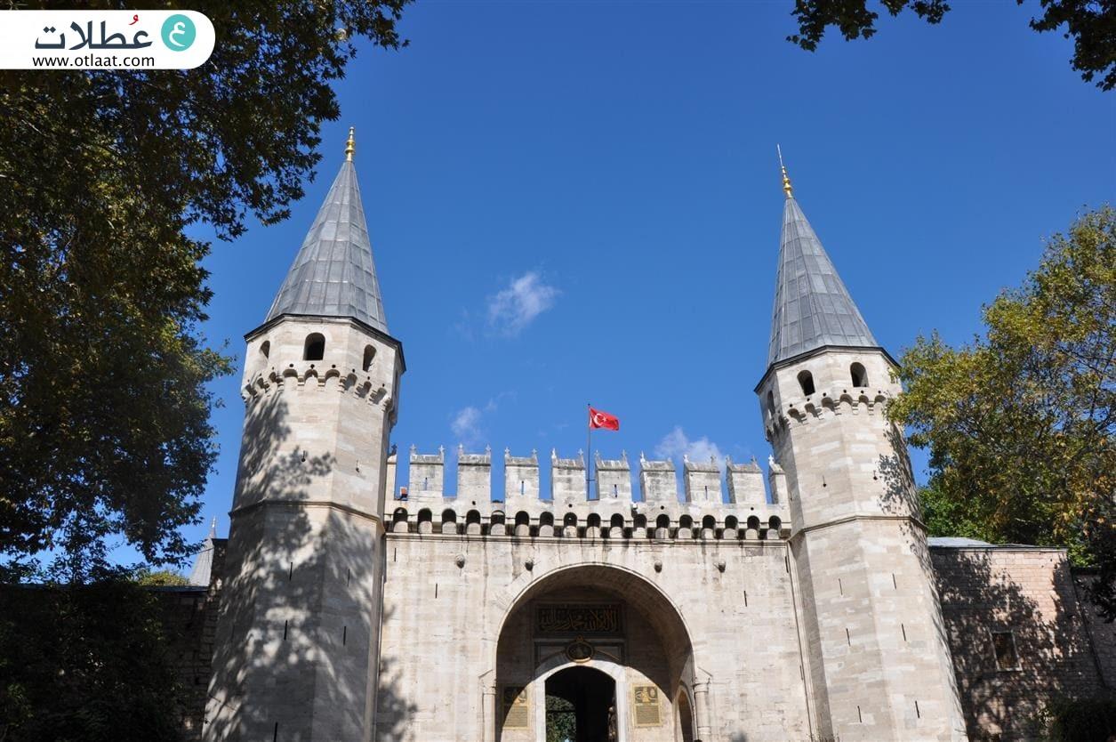 قصر توبكابي سراي