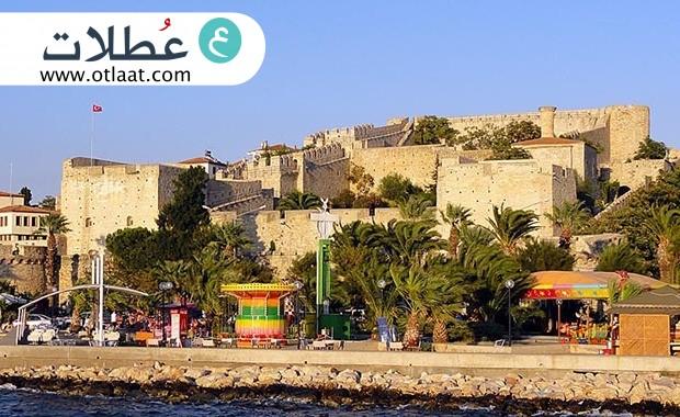 قلعة تشيشمة