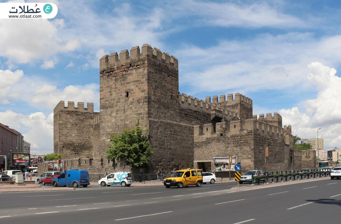 تقرير مدينة قيصري قلعة قيصري
