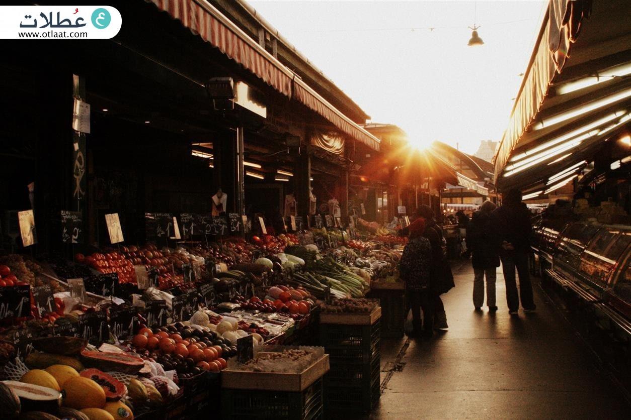 سوق ناش أفضل أماكن تسوق في فينا