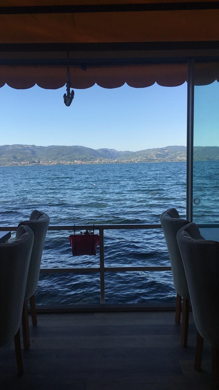 مناظر من بحيرة سبانجا