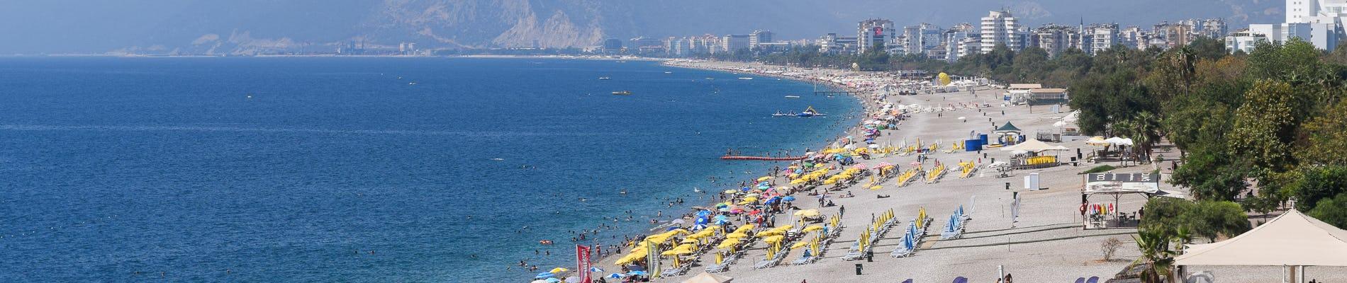 شاطئ داملاتاش Damlatas Beach