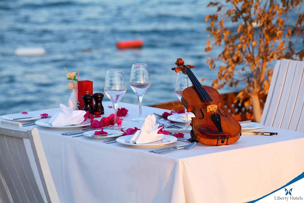 مطعم مارينا للمأكولاتالبحرية
