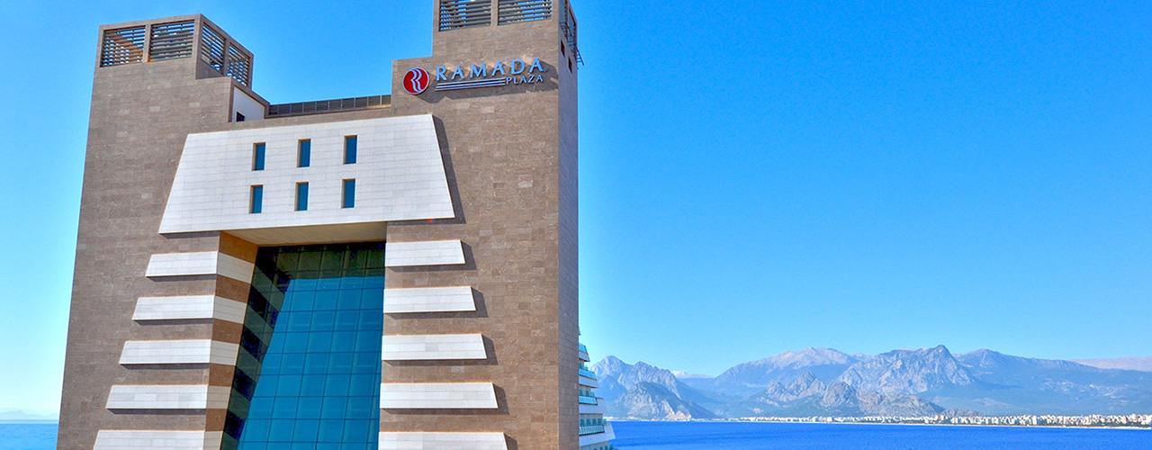 فندق رمادا بلازا انطاليا