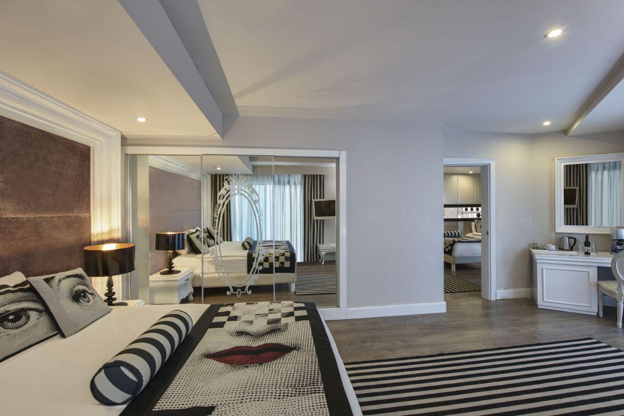 فندق دلفين امبريال الغرف العائلية