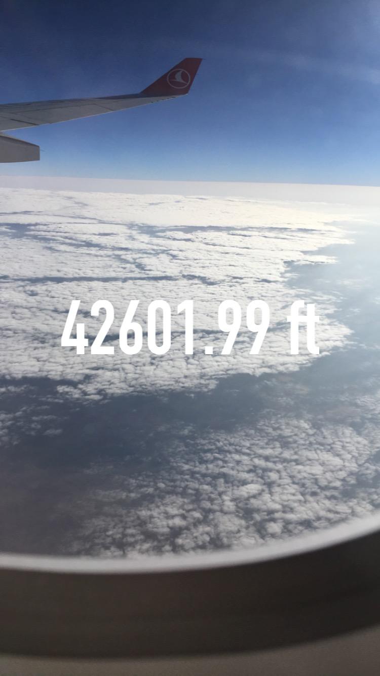 رحلة عبر الطائرة تقرير تركيا 2018