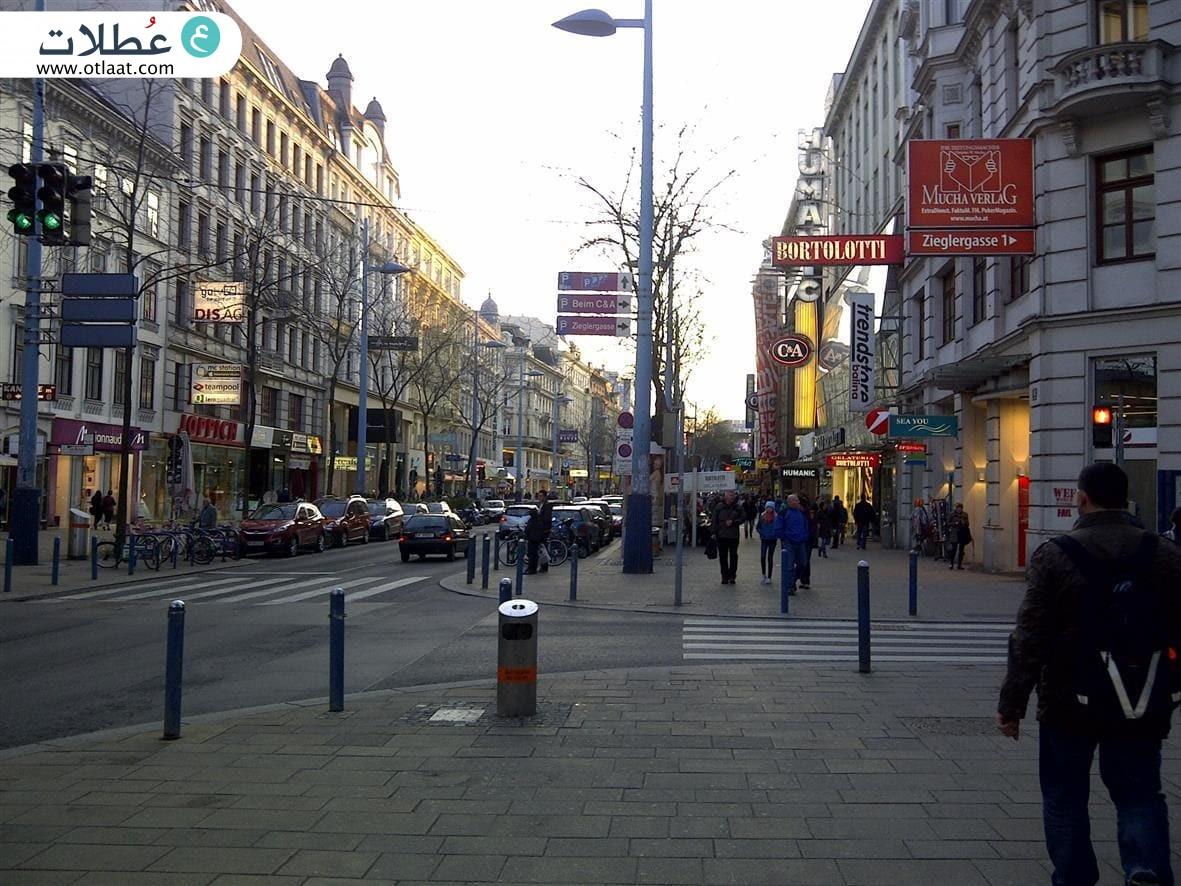 شارع ماريهيلفر