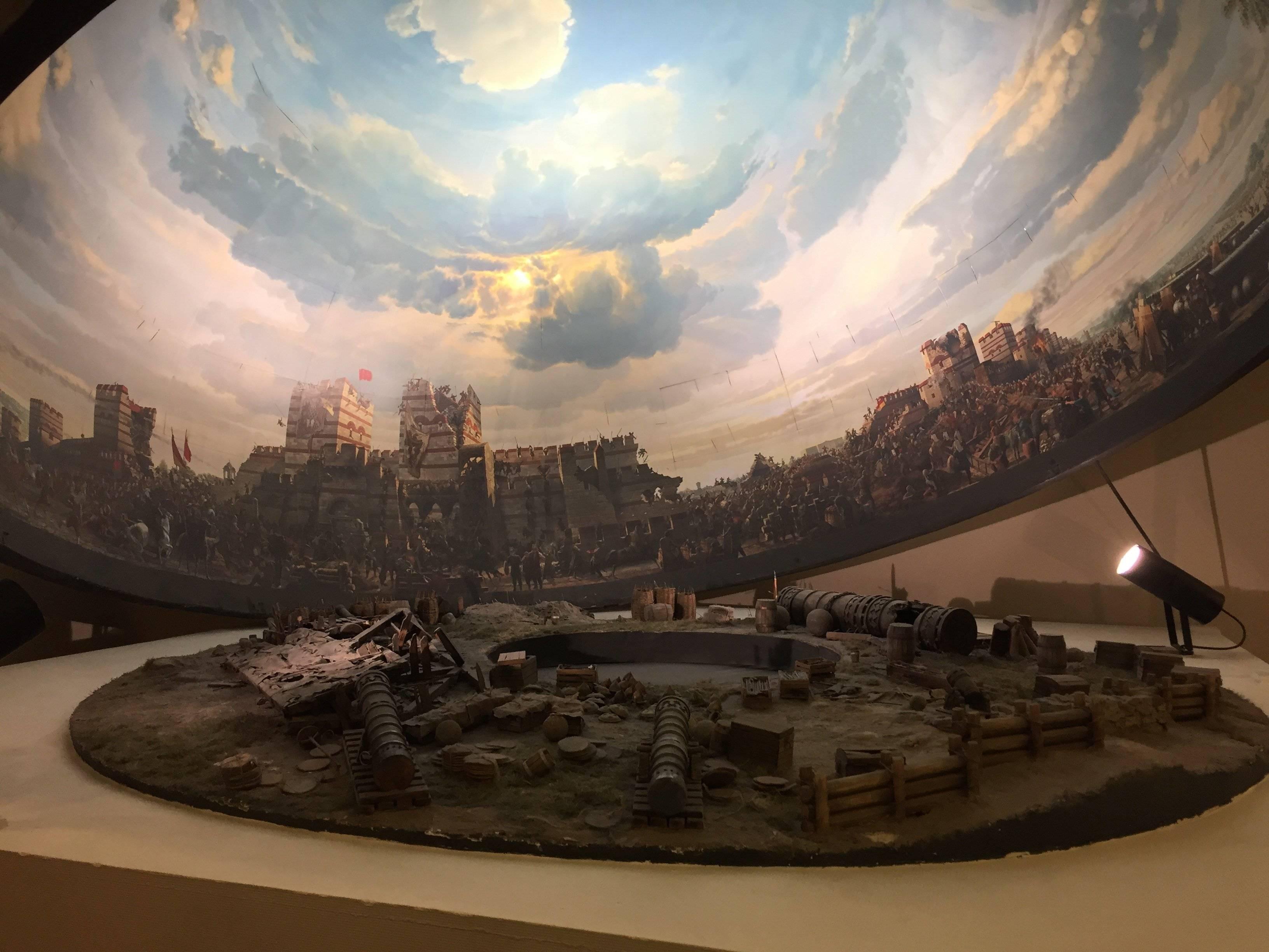 متحف بانوراما 1453